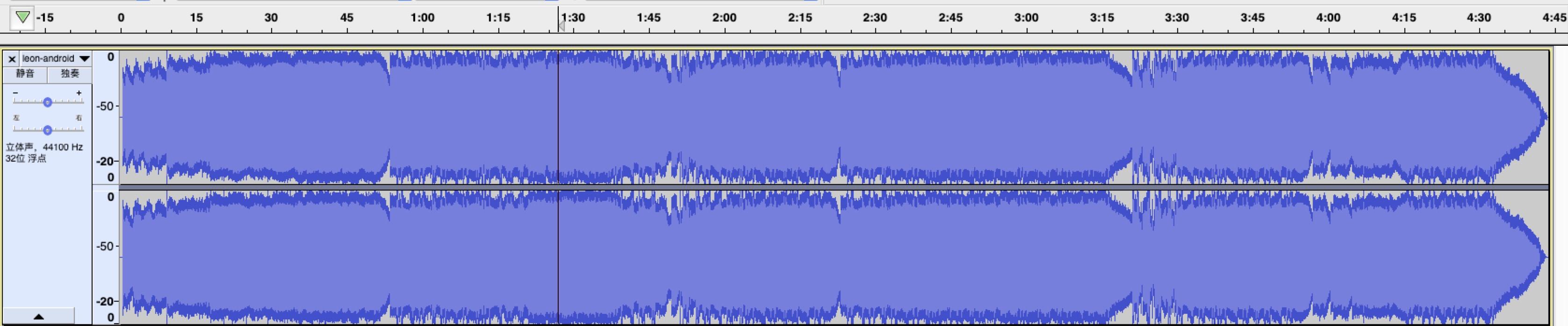 PCM-响度