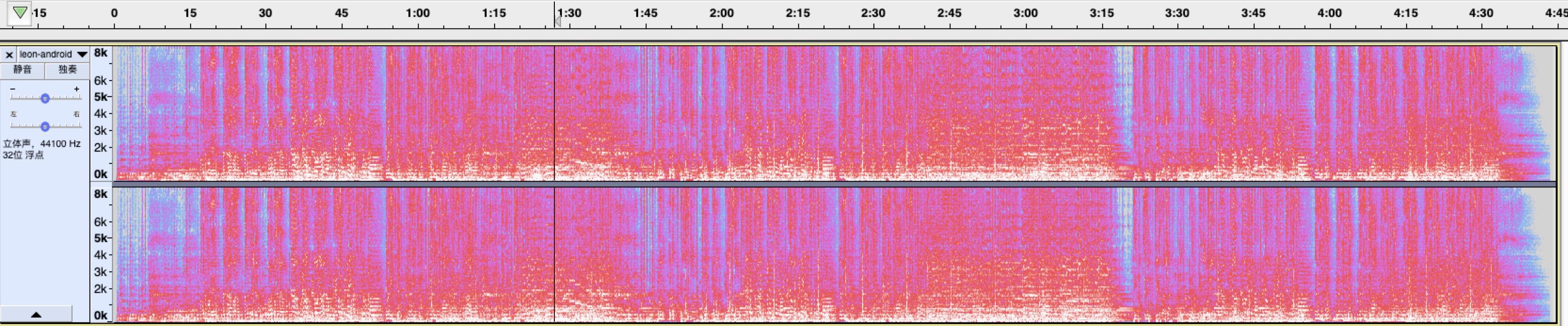 PCM-频谱